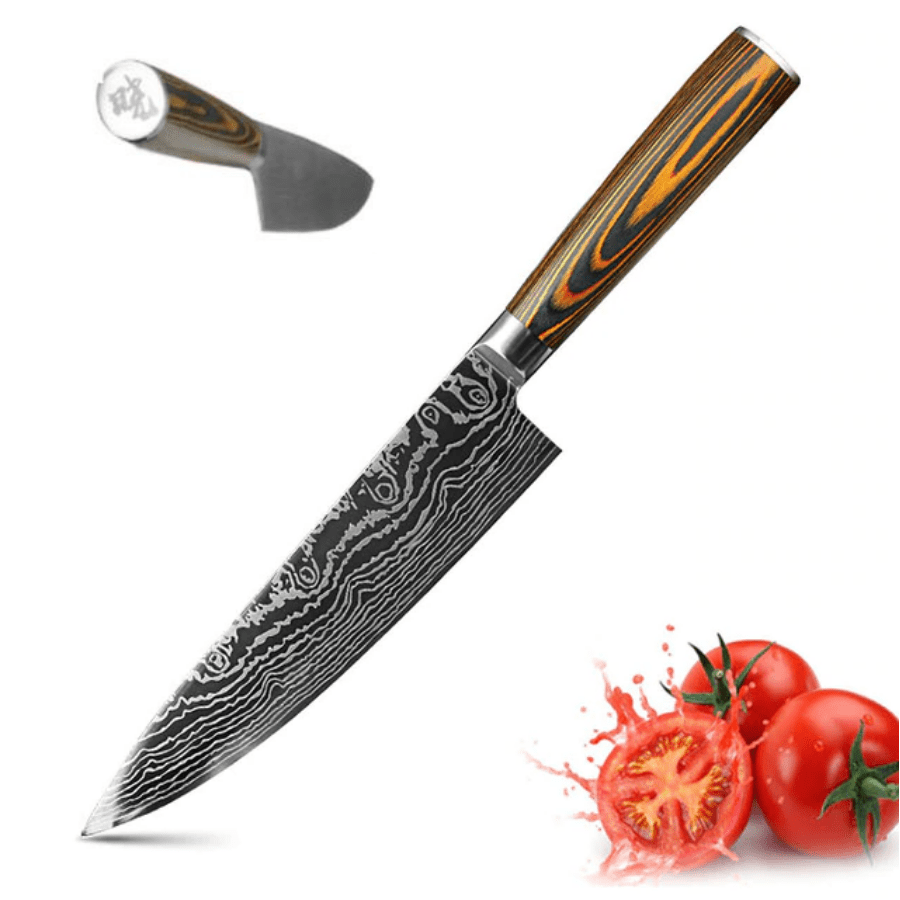 The Gyuto™ - 8 Inch Japanese Knife