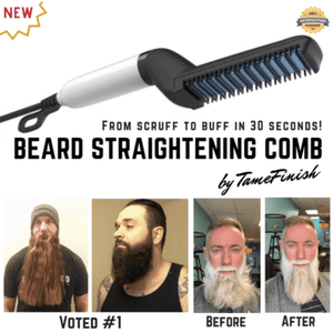 PerfectTame™ Beard Straightening Comb