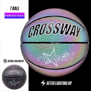 Reflective Basketball