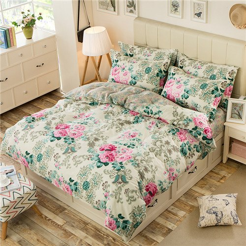 AEQ-00014210 - CATN %100 Cotton Britishome Bedding