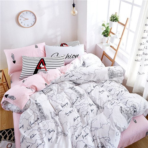 AEQ-00014203 - CATN %100 Cotton Britishome Bedding
