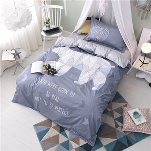 AEQ-00014193 - CATN %100 Cotton Britishome Bedding