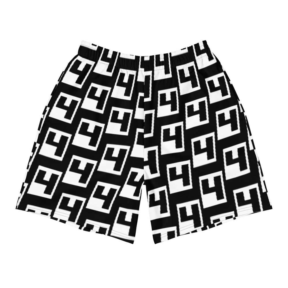 Black/White - Shorts