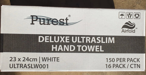 E020 - Hand Towel Ultraslim Airfold Purest