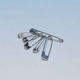 B877 - Safety Pins Assorted