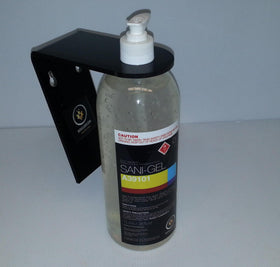 E326 - Acrylic Hand Sanitizer Dispenser