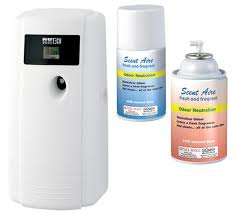 E272 - Metered Air Freshener Aerosol Cans For Automatic Dispensers 3000 Sprays