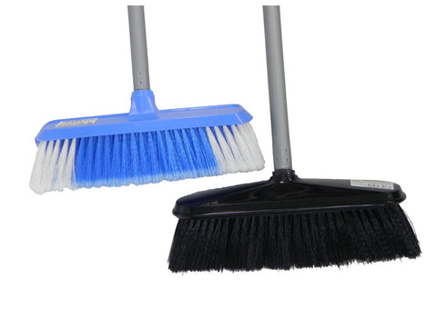 F310 - Broom Indoor 30cm With Handle