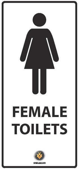 ZL680 - Toilets - Female