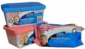 B220 - Baby Wipes Tubs 80