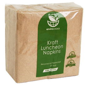 EC-NL0115 - Lunch Napkins 1 Ply