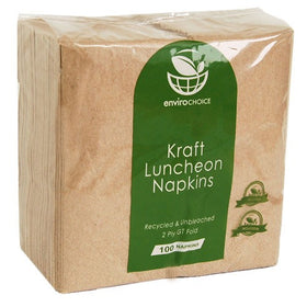 EC-NL0116 - Lunch Napkins 2 Ply