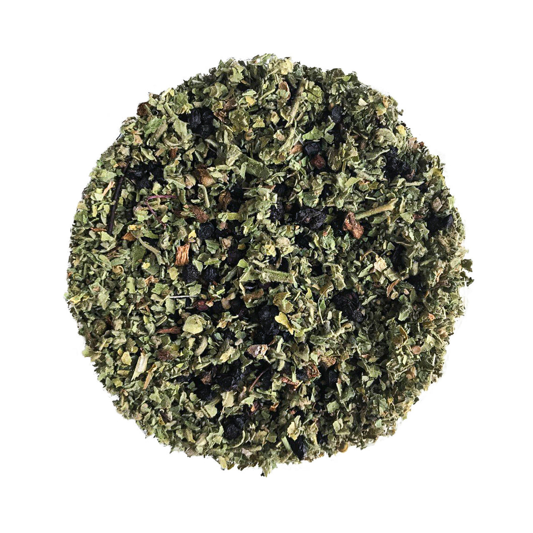 Burdock Black - The perfect digestive herbal black tea with delicious dark undertones