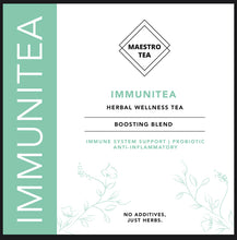 Load image into Gallery viewer, ImmuniTea: Immune System Boosting Blend