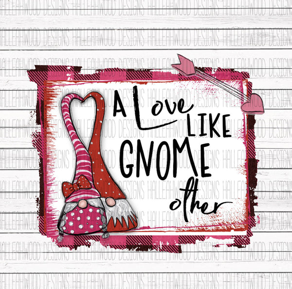Valentine's Day Gnome Like No Other