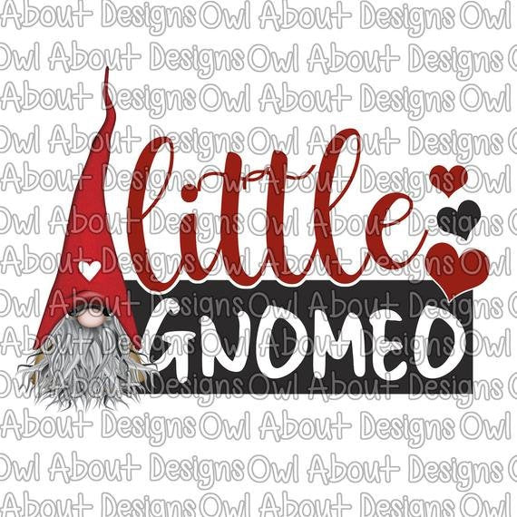 Little Gnomeo Gnome Valentine's Day