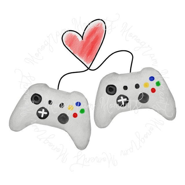 Valentine's Video Game Love