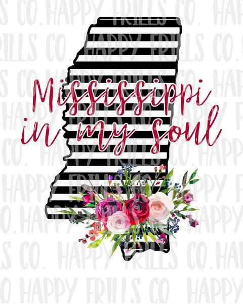 Mississippi In My Soul