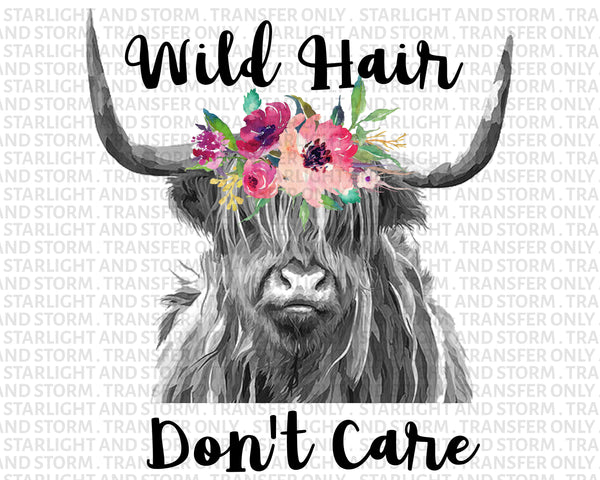 Wild Hair Don't Care