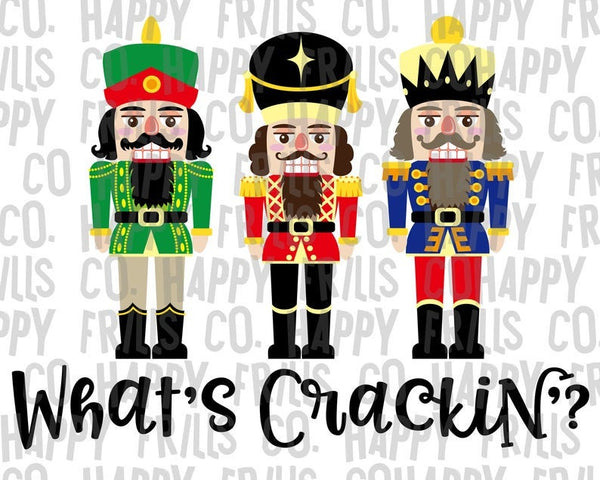 Christmas Nutcrackers What's Crackin
