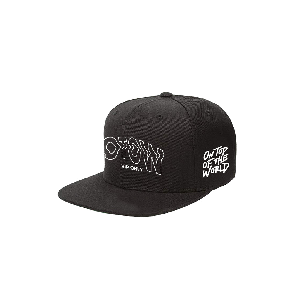 "OTOW ""VIP ONLY"" 6 Panel Snapback Hat - J Alvarez"