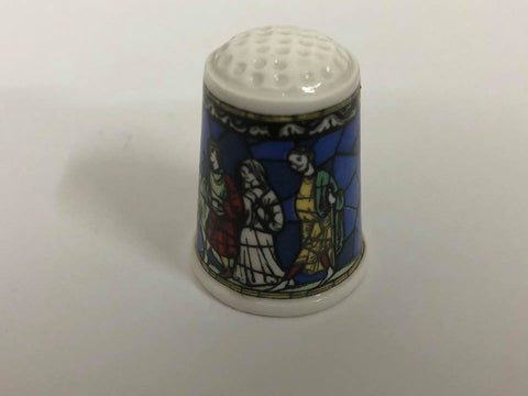 Bone China Thimbles