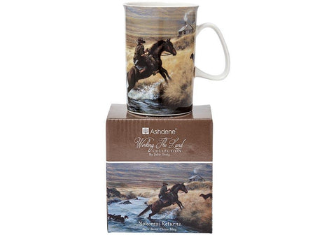 Working the Land Nokomai Returns Mug