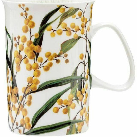 Ashdene Golden Wattle mug
