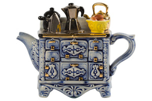 French Stove Blue