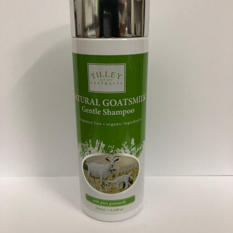 Goats Milk Shampoo 250mL