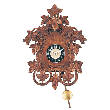 Miniature Quartz Swinging Pendulum Clock