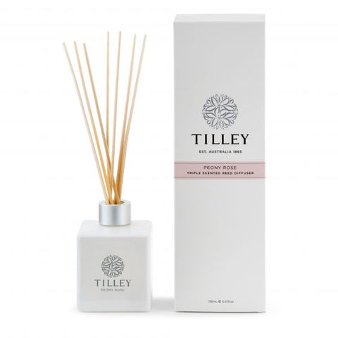 Peony Rose Aromatic Reed Diffuser 150mL