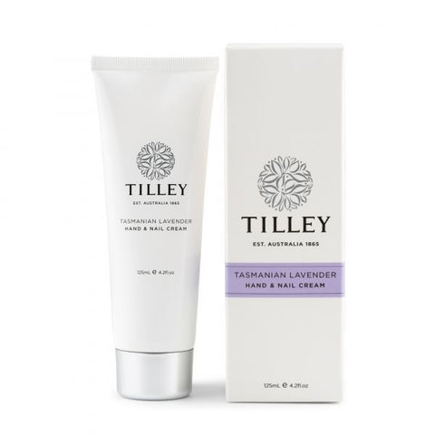 Tasmanian Lavender Deluxe Hand & Nail Cream 125mL