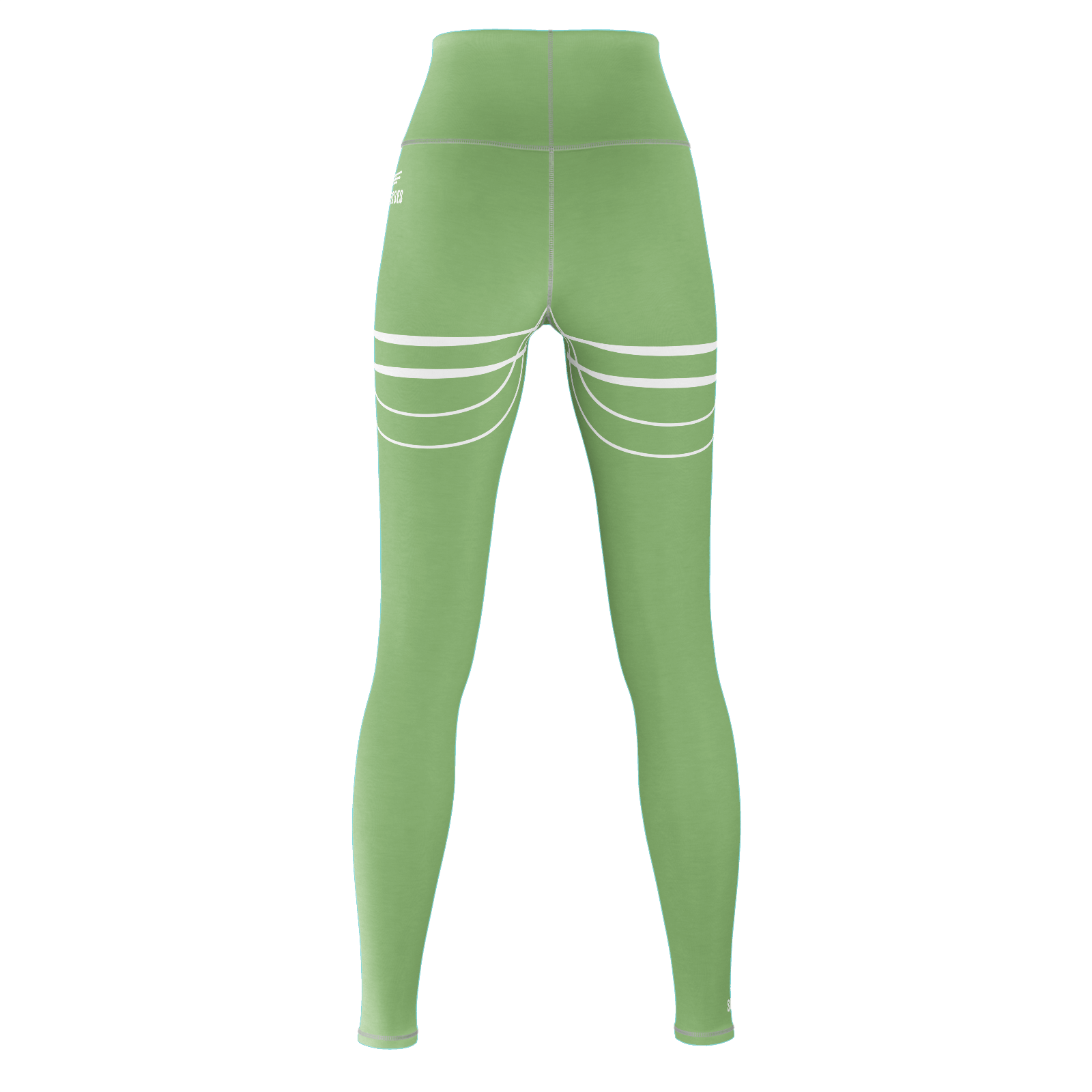57b4569773239 Contoured Lime Green Yoga Pants CLGYP1 – Sonesses