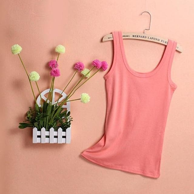 Madeleine  Loose Tank Top