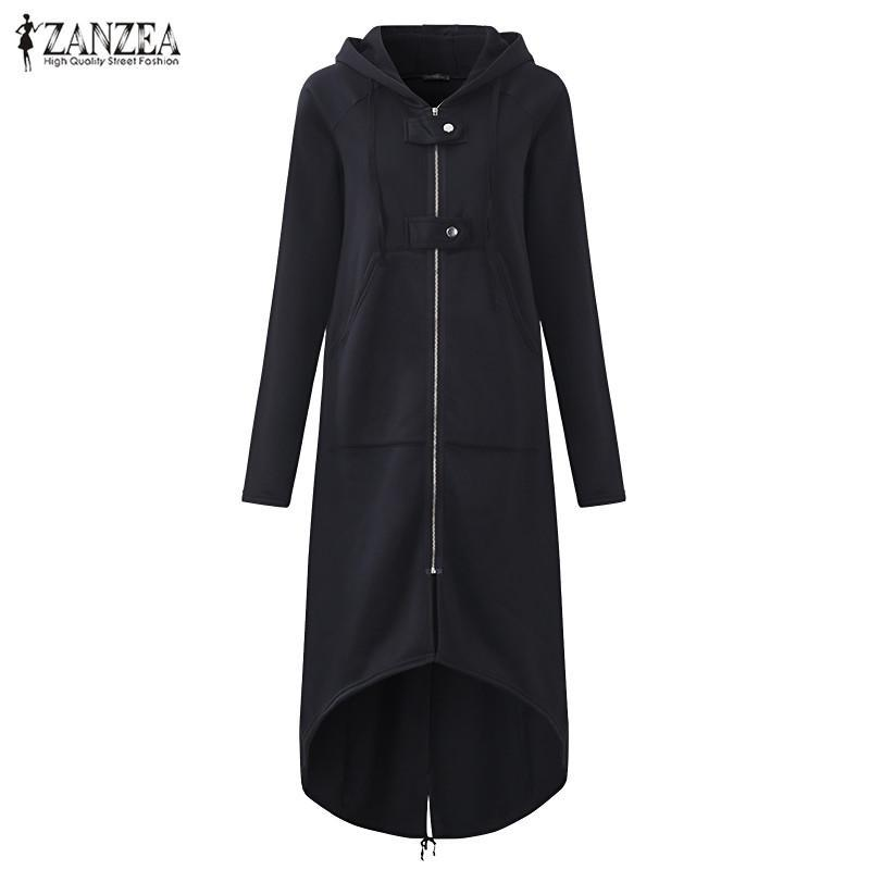 Ava Porter Long Sleeve Coat - Shusha chic
