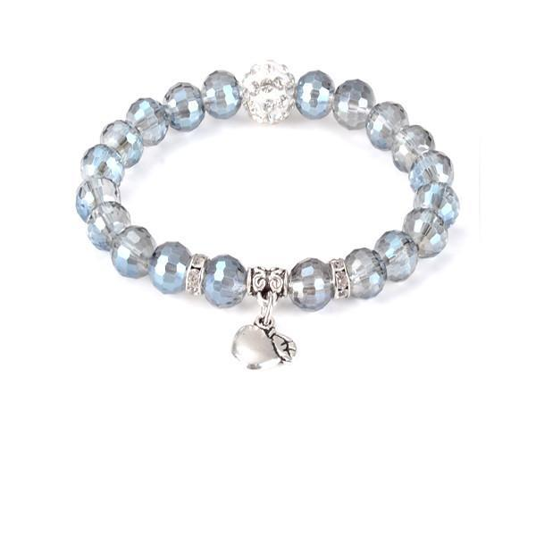 Divine Apple Yoga Bracelet - Shusha chic