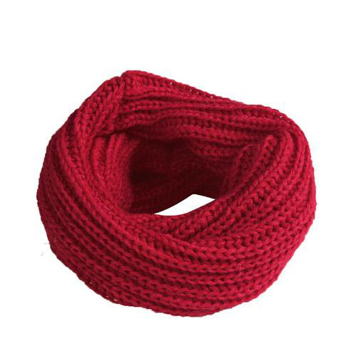 Winter Neckerchief Ring Scarf - Shusha chic