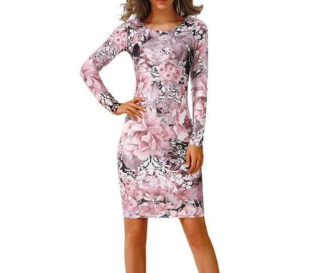Cailyn Bodycon Dress - Shusha chic