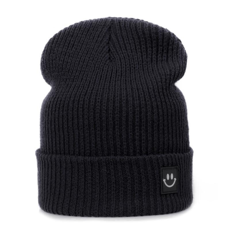 Smiley Cartoon Winter Hat