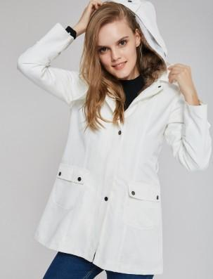 Briley Slim Mid-Length Coat - Shusha chic