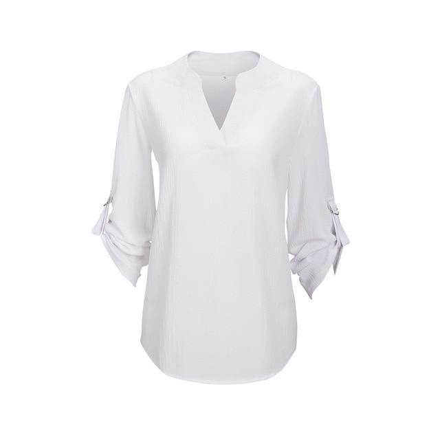 Camisas Blusas Ladies Tops - Shusha chic