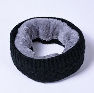Winter Neckerchief Ring Scarf