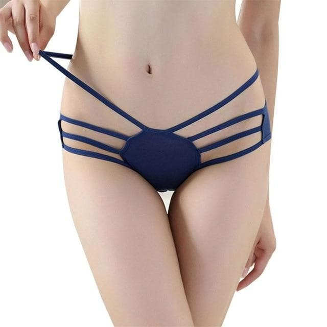 Butterfly Lace Bandage G-string