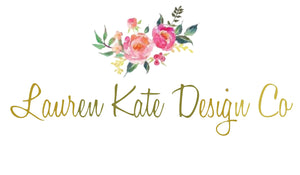 Lauren Kate Design Co