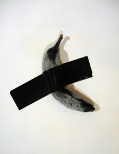 You're Driving Me Banana's! – A BenWill Commentary of Cattelan's 2019 Art Basel Miami Banana Taped to Wall