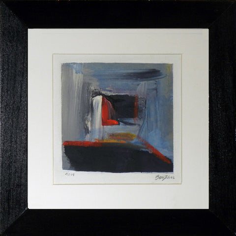 Framed Small Painting DSa019