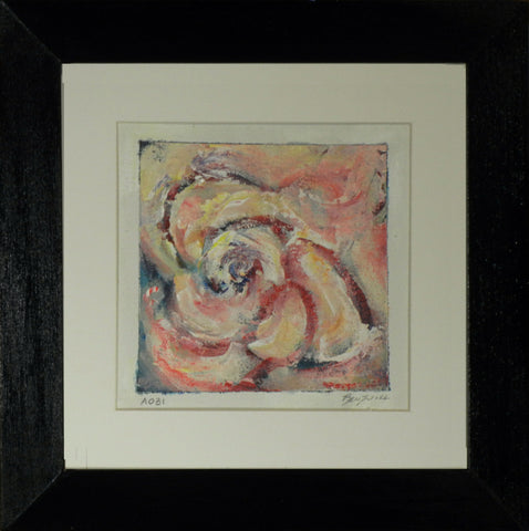 Framed Small Painting A031