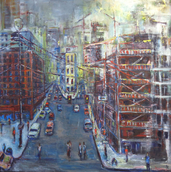 URBAN Spaces 48x48
