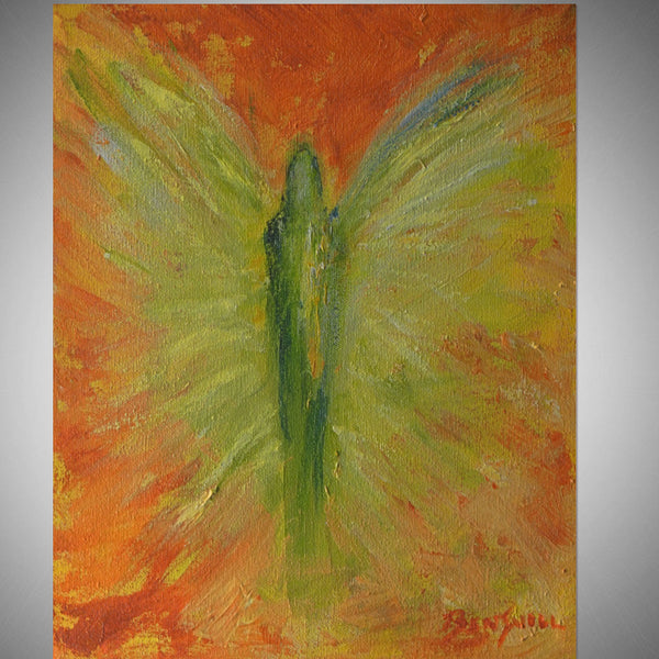 BenWill Art - Abstract Angel Rhapsody
